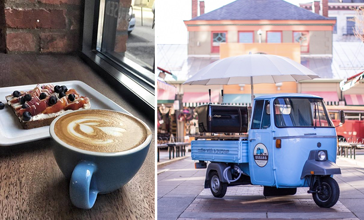 Cincinnati's Best Coffee Shops | Urbana Cafe