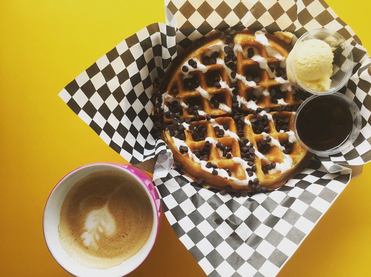 Cultured Coffee & Waffles Canton, OH
