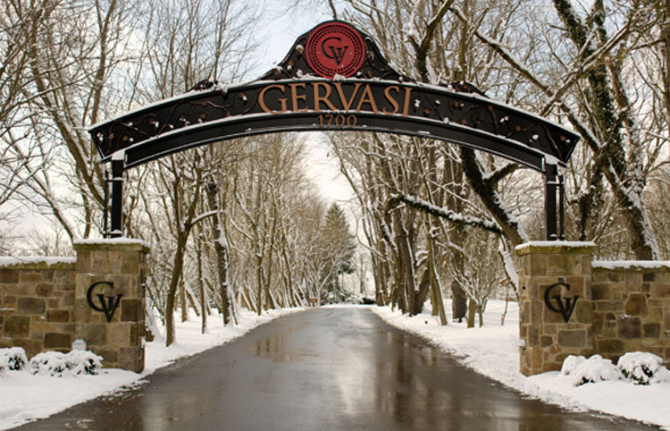 Holiday events Canton and Akron Ohio Gervasi Vineyard