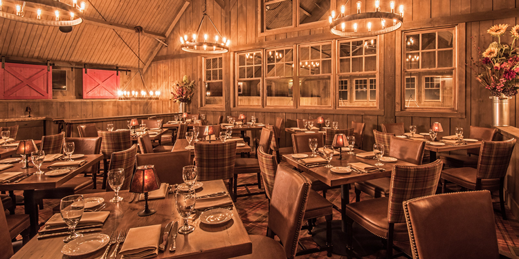 The Barn at Rocky Fork Creek The Worthington Inn dinner party venues near Columbus Ohio